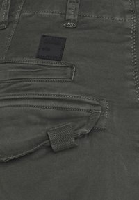 Alpha Industries - SPY PANT - Cargo trousers - greyblack - 6