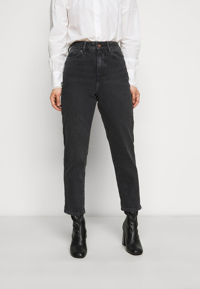 SRI LANKA MOM - Relaxed fit jeans - black
