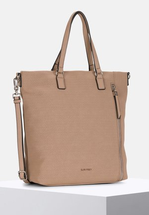 ROMY HETTY - Tote bag - taupe
