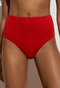 OYSHO - Bikini bottoms - red - 0