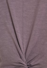 Deha - KNOT - T-shirts med print - purple gray
