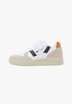 Zapatillas - white/black/orange