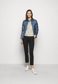 Lauren Ralph Lauren - Zip-up sweatshirt - farro heather - 1