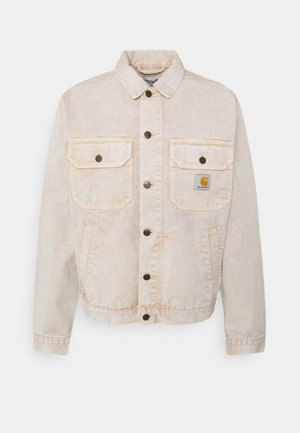STETSON JACKET PARKLAND - Denim jacket - dusty brown