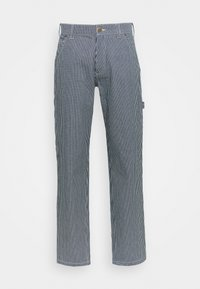 Dickies - GARYVILLE HICKORY - Jeans Tapered Fit - hickory - 0