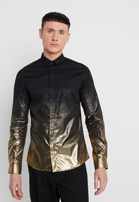 Twisted Tailor - THESEUS  - Shirt - black - 0
