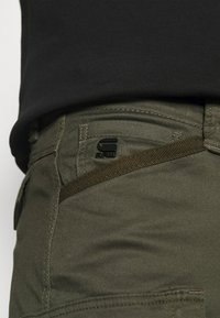 G-Star - ZIP - Cargo trousers - olive - 3