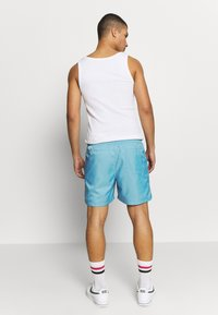 Nike Sportswear - FLOW - Shorts - cerulean/white - 2