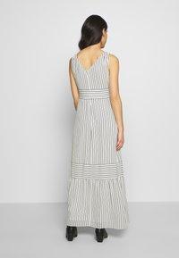 Lauren Ralph Lauren Petite - DANIKA SLEEVELESS DAY DRESS - Maxi dress - cream/navy - 2