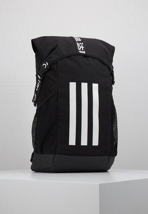 Rucksack - black/white
