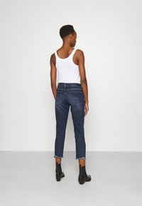 7 for all mankind - ASHER LUXE VINTAGE REJOICE - Jeansy Slim Fit - mid blue - 2