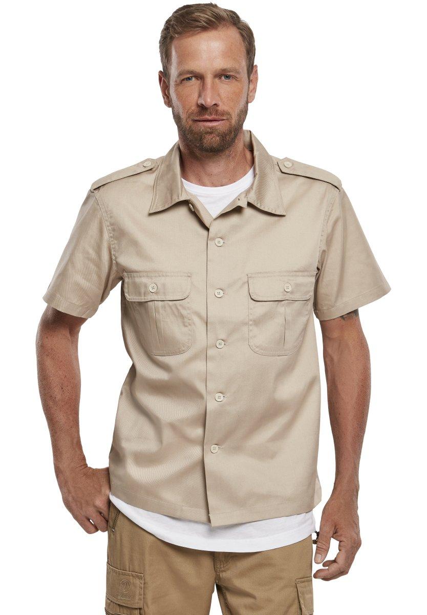 Uomo HERREN US HEMD 1/2 - Camicia