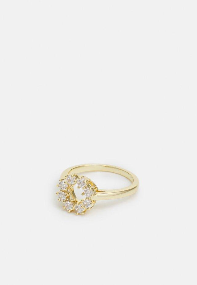 LUIRE BIG - Prsten - gold-coloured