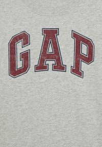 GAP - BOYS NEW ARCH SCREEN - T-shirt con stampa - light heather grey - 2