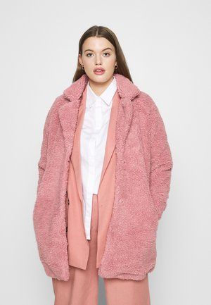 ONLAURELIA  COAT  - Vinterkåpe / -frakk - dusty rose