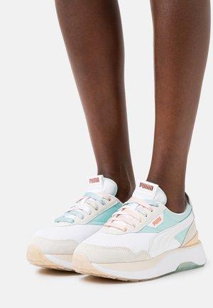 CRUISE RIDER  - Trainers - puma white/eggshell blue
