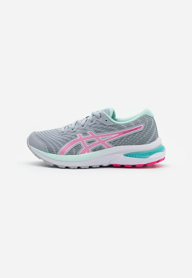 GEL-CUMULUS 22  - Neutral running shoes - piedmont grey/pink glow