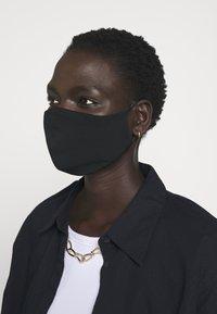 Even&Odd - 3 PACK - Community mask - orange/black/red - 2