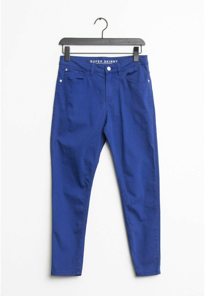 Marks & Spencer London - Slim fit jeans - blue