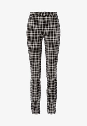 STYLE MILLS - Trousers - black