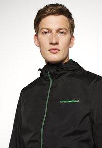 Emporio Armani - BLOUSON - Summer jacket - verde - 4