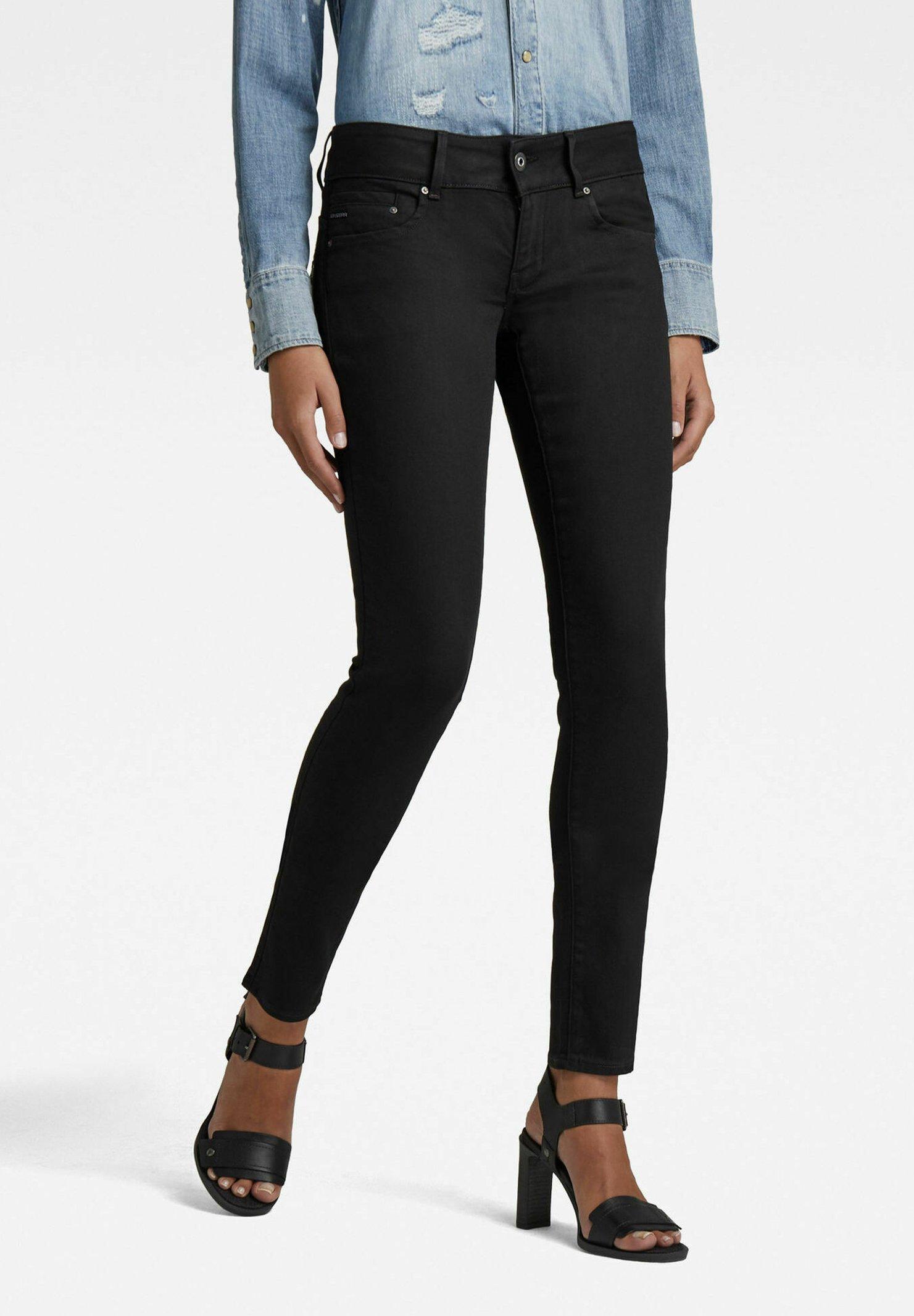 Donna MIDGE CODY MID SKINNY - Jeans Skinny Fit
