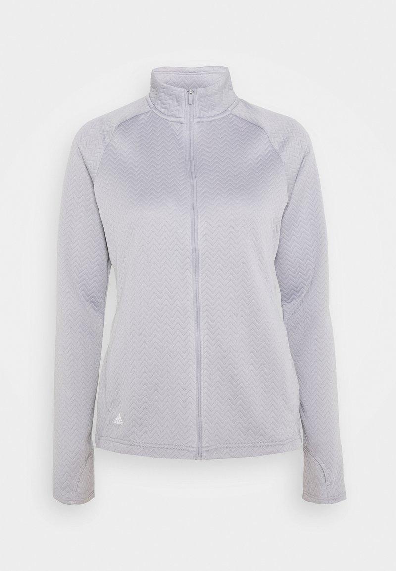 adidas Golf - Training jacket - glory grey