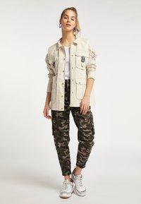 myMo - Light jacket - creme - 1