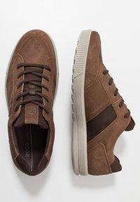 ECCO - ENNIO - Sneakers - cocoa brown - 1