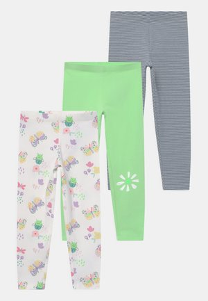 3 PACK - Leggings - Trousers - multi-coloured