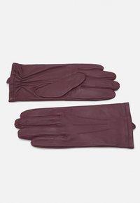 Marks & Spencer London - CORE - Gloves - damson - 1