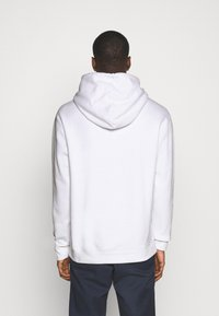 Tommy Jeans - STRIPE MOUNTAIN - Sweat à capuche - white - 2