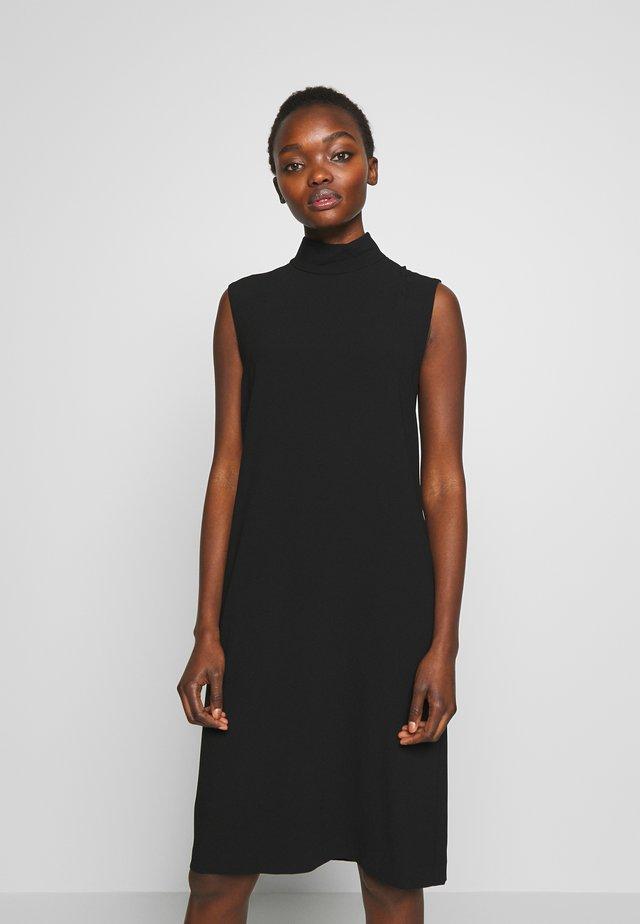 CIERRA DRESS - Denní šaty - black