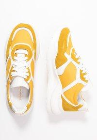 MAHONY - Trainers - lemon - 3