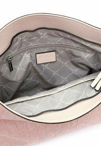 Tamaris - CHIARA - Handbag - light pink - 5