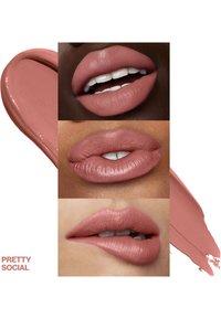 Smashbox - BE LEGENDARY PRIME & PLUSH LIPSTICK - Lipstick - 04 nude rose - 2