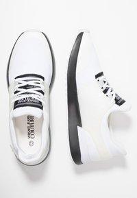 Versace Jeans Couture - LINEA FONDO SUPER - Sneaker low - white - 1