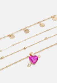 Pieces - PCKAMILLE COMBI NECKLACE - Necklace - gold-coloured - 2