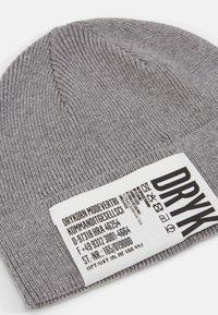 DRYKORN - STOLLET - Bonnet - grey - 3