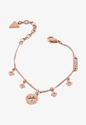 WANDERLUST - Bracelet - rose goldenfarbe
