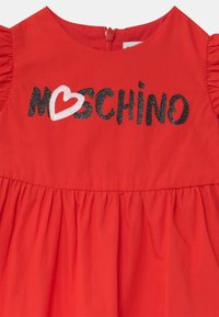 MOSCHINO - DRESS - Day dress - poppy red - 2