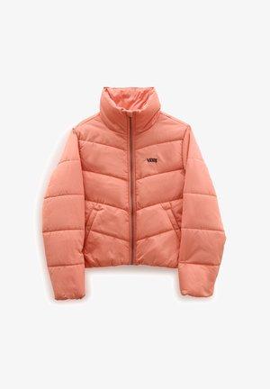 WM FOUNDRY  - Winter jacket - terra cotta