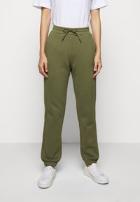Holzweiler - GABBY TROUSER - Tracksuit bottoms - army - 0