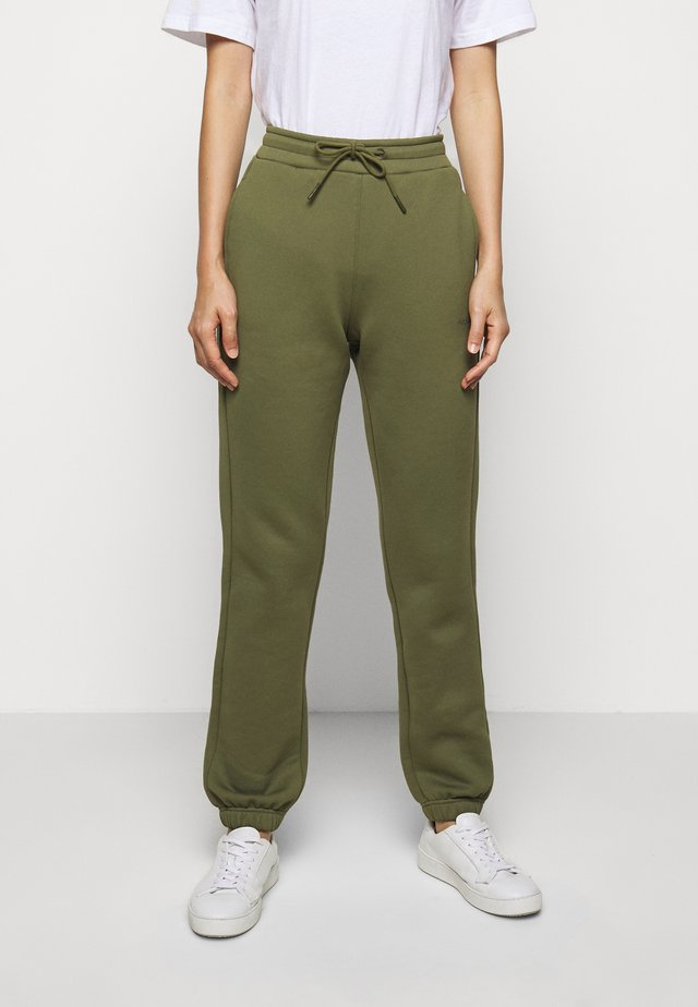 GABBY TROUSER - Trainingsbroek - army
