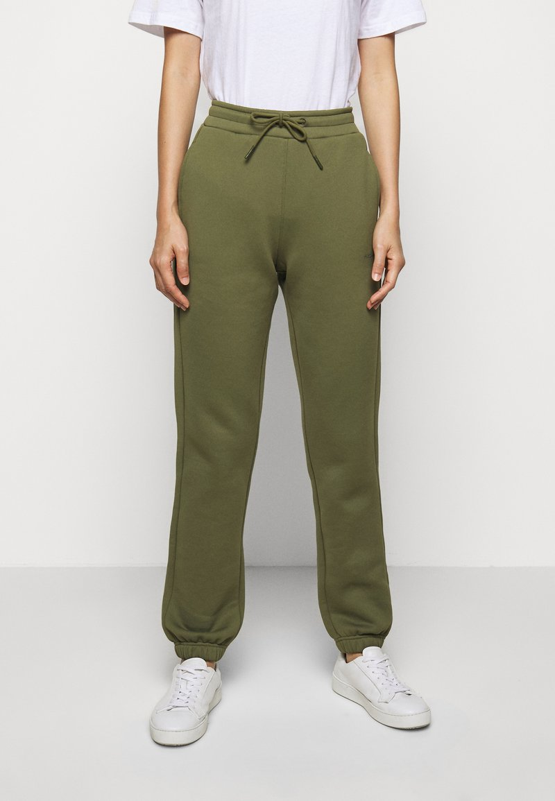 Holzweiler - GABBY TROUSER - Tracksuit bottoms - army