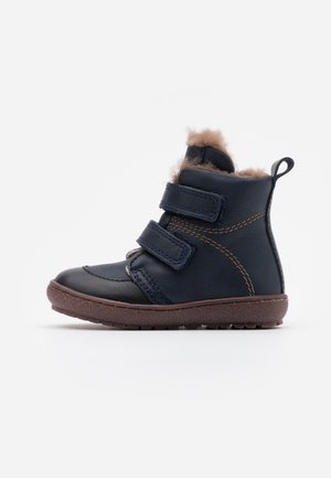 STORM - Winter boots - navy