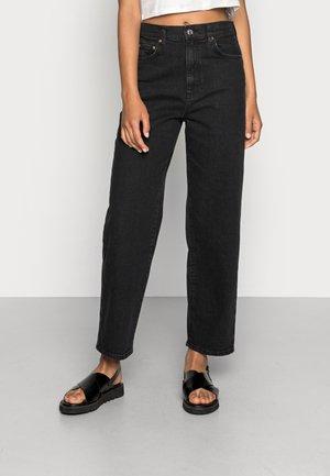 COMFY - Jeans straight leg - offblack