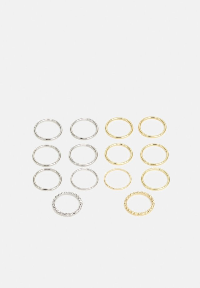 PCJOWA 14 PACK - Bague - gold-coloured/silver-coloured