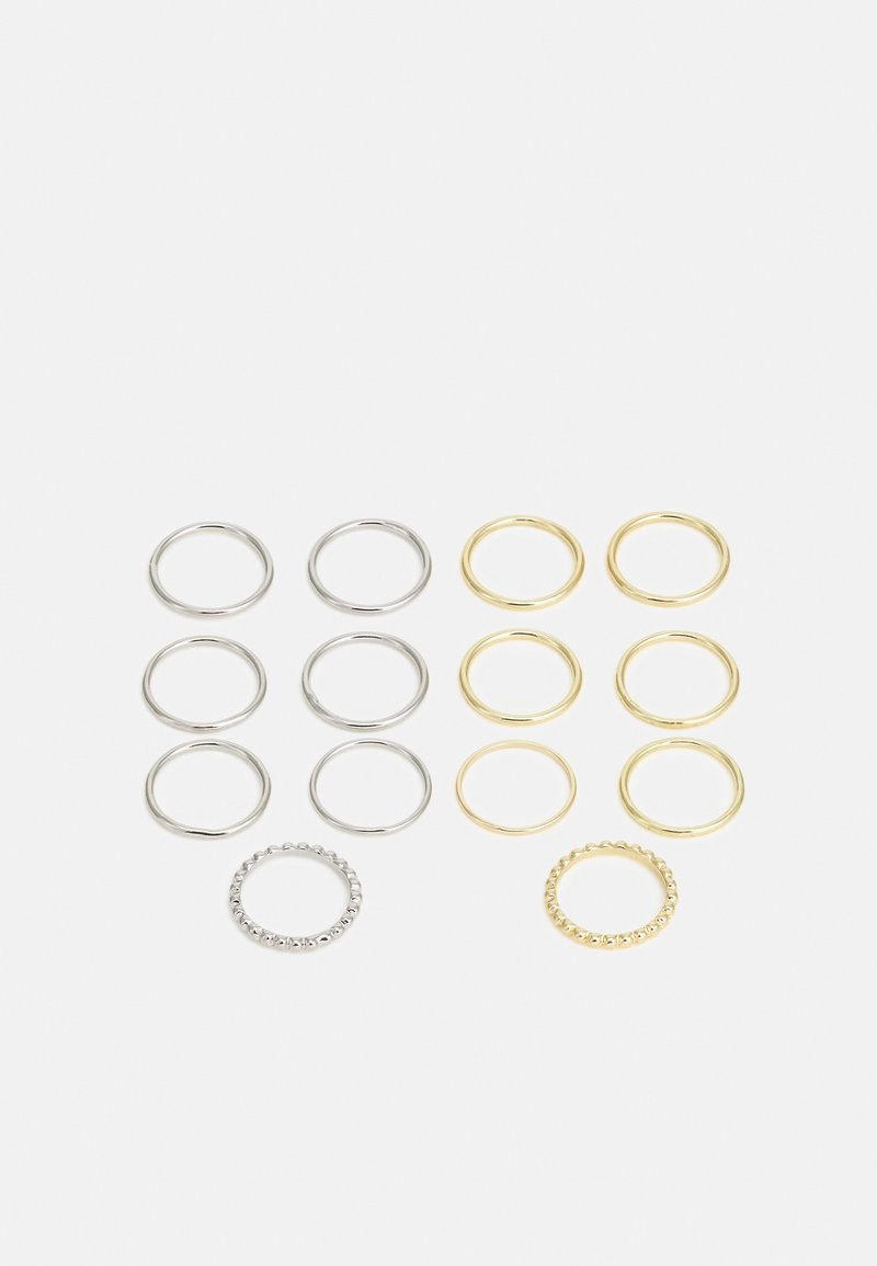 Pieces - PCJOWA 14 PACK - Ring - gold-coloured/silver-coloured