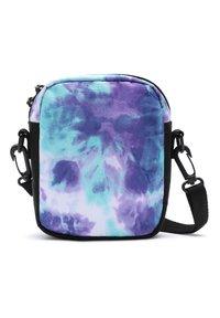 Vans - UA BAIL SHOULDER BAG - Across body bag - english lavender tie dye - 2